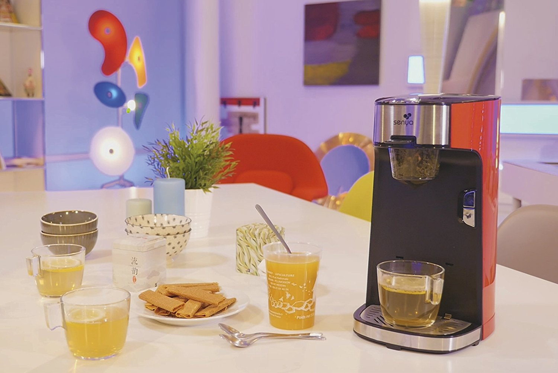 caractéristiques et utilisation machine à thé
