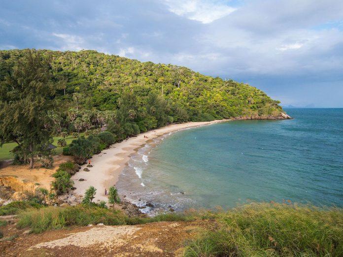 plage de rêve en Thaïlande