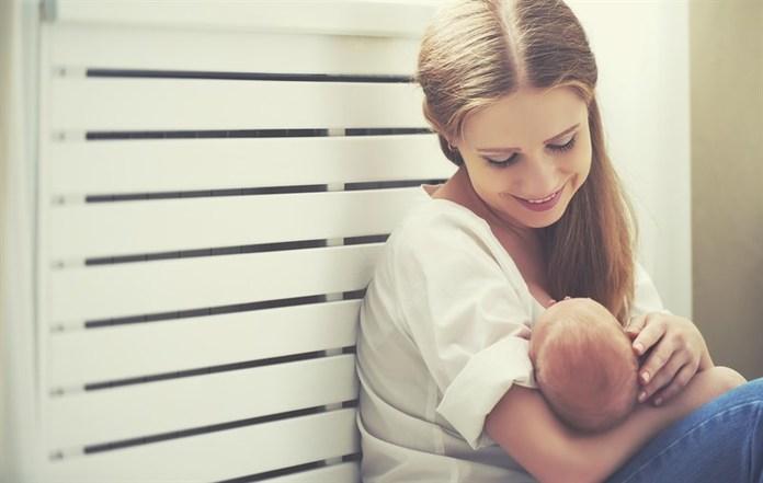 le régime de la mère allaitante