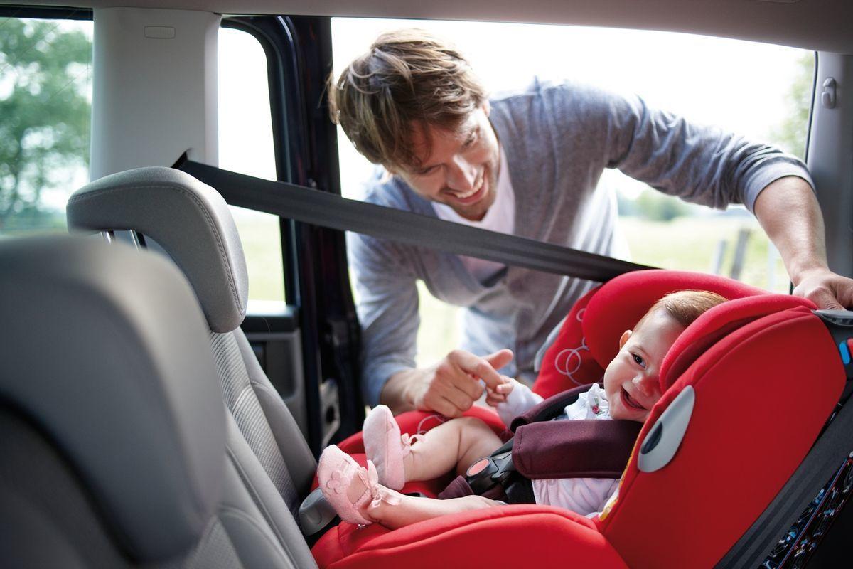 choisir le siège auto pour son enfant