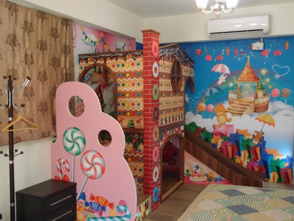 Rénover chambres enfants
