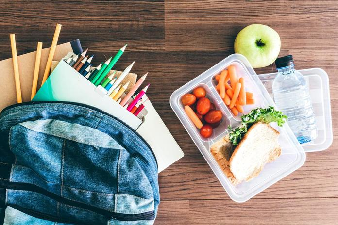 Utiliser une lunch box enfant