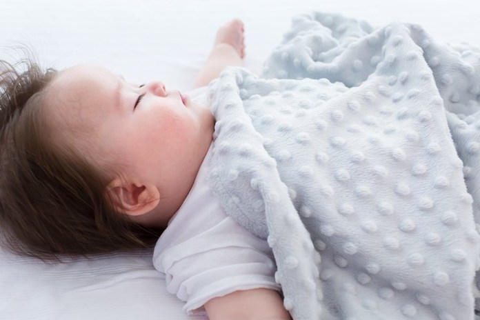 nid ange bébé