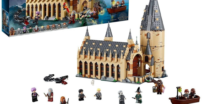 LEGO Poudlar
